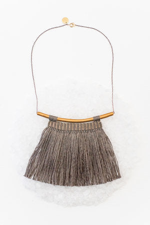 Woven Collar Necklace