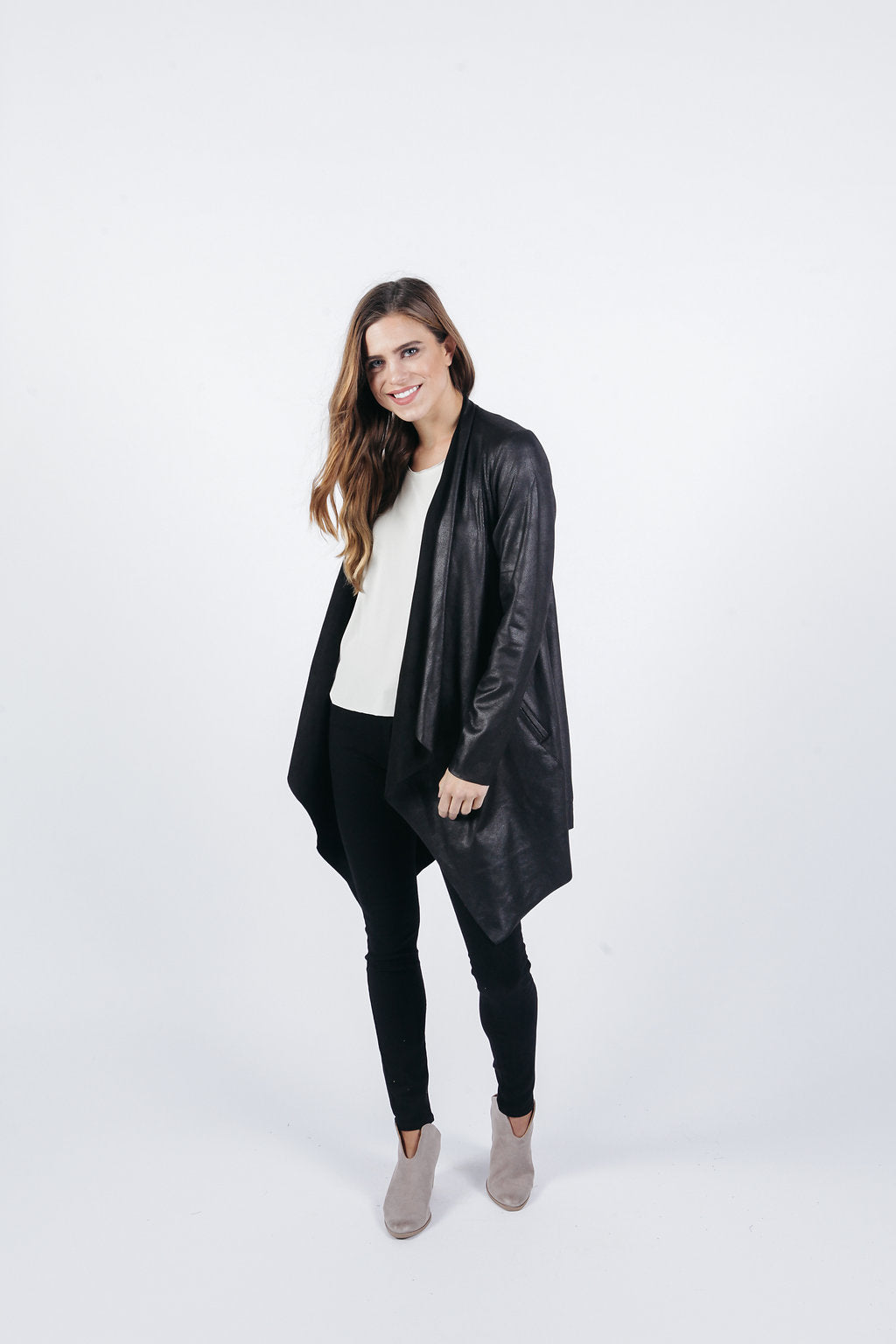 Cosette Jacket - Black