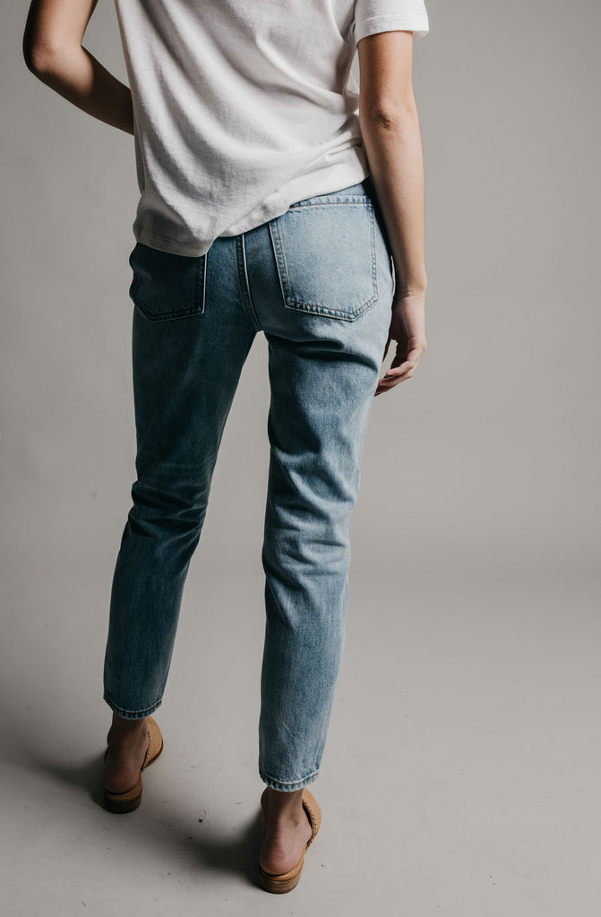 Crew Boyfriend Denim