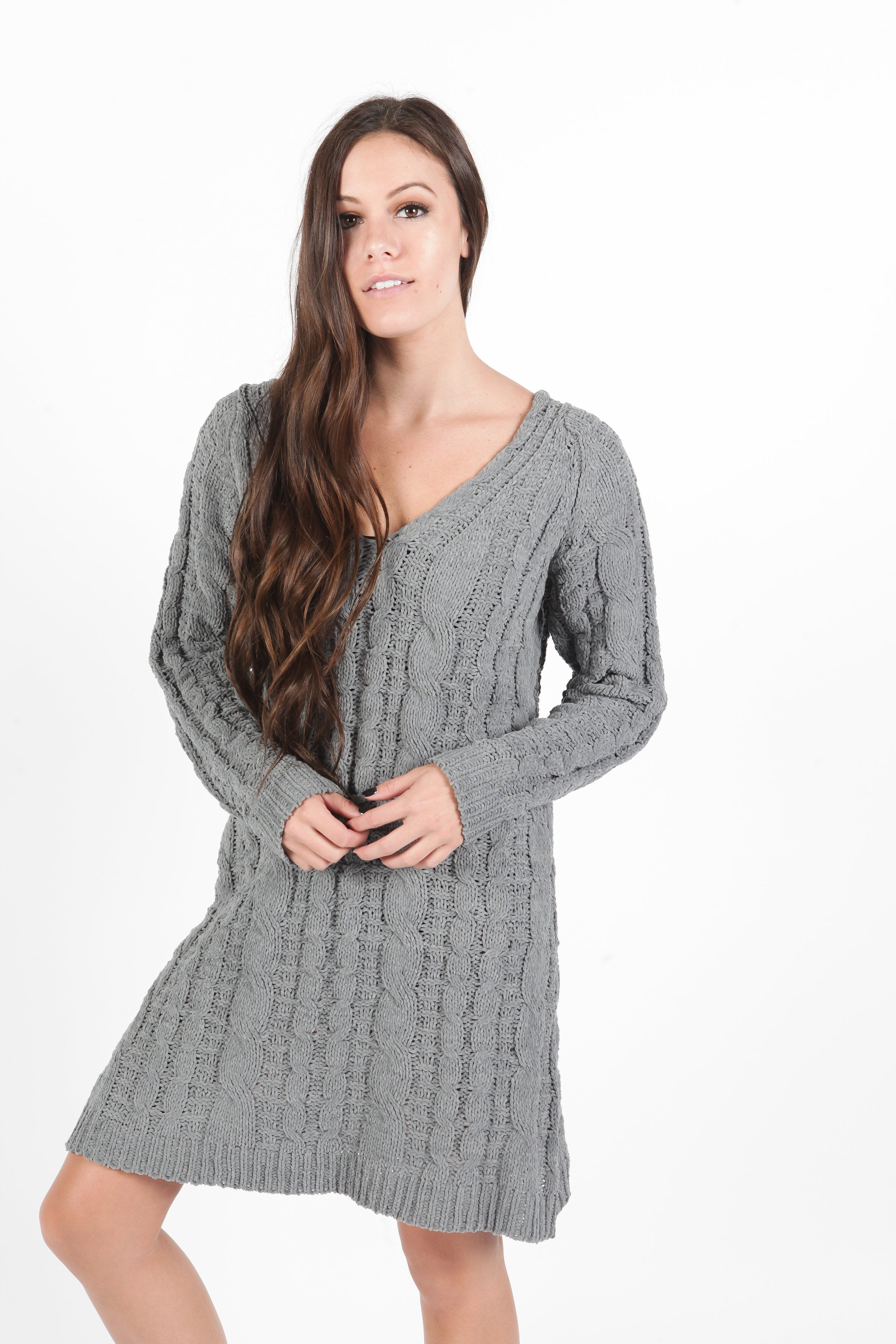 Deanna Sweater Dress