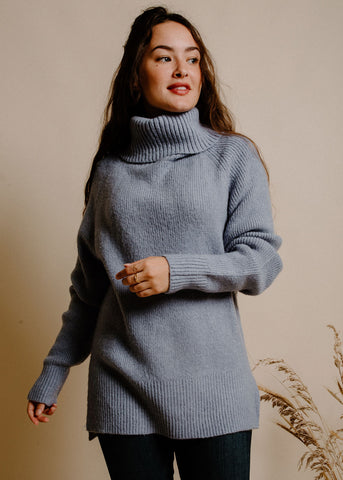 Del Ray Sweater - Denim