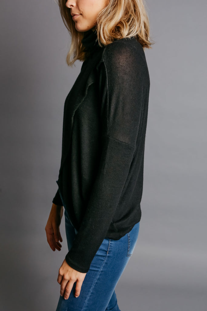 Diana Sweater - Black