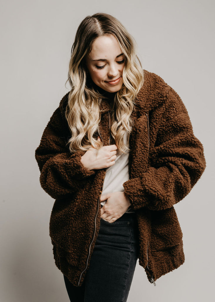 Dionne Jacket - Brown