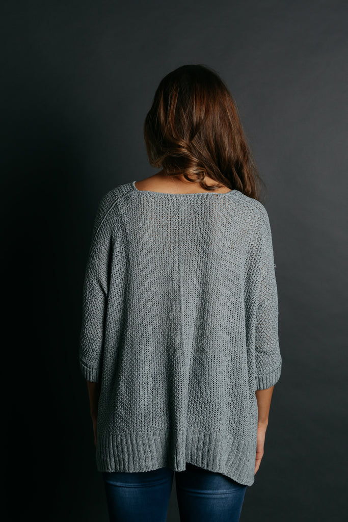 Dylan Sweater - Mint