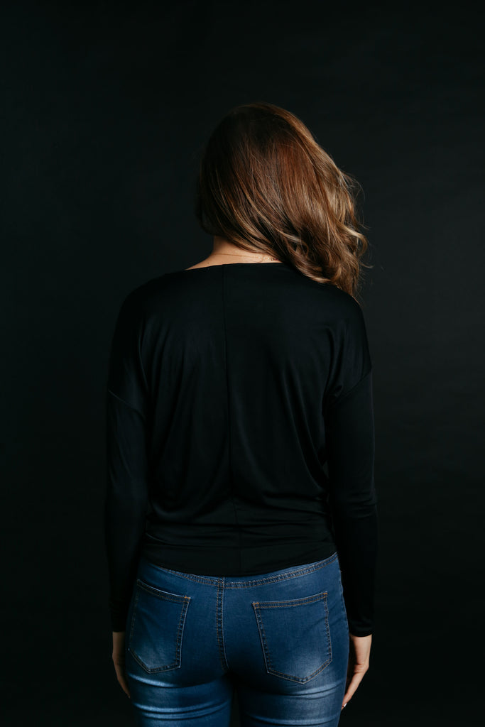 Emma Top - Black