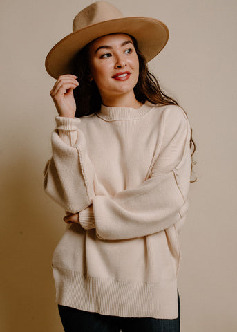 Esme Sweater - Cream
