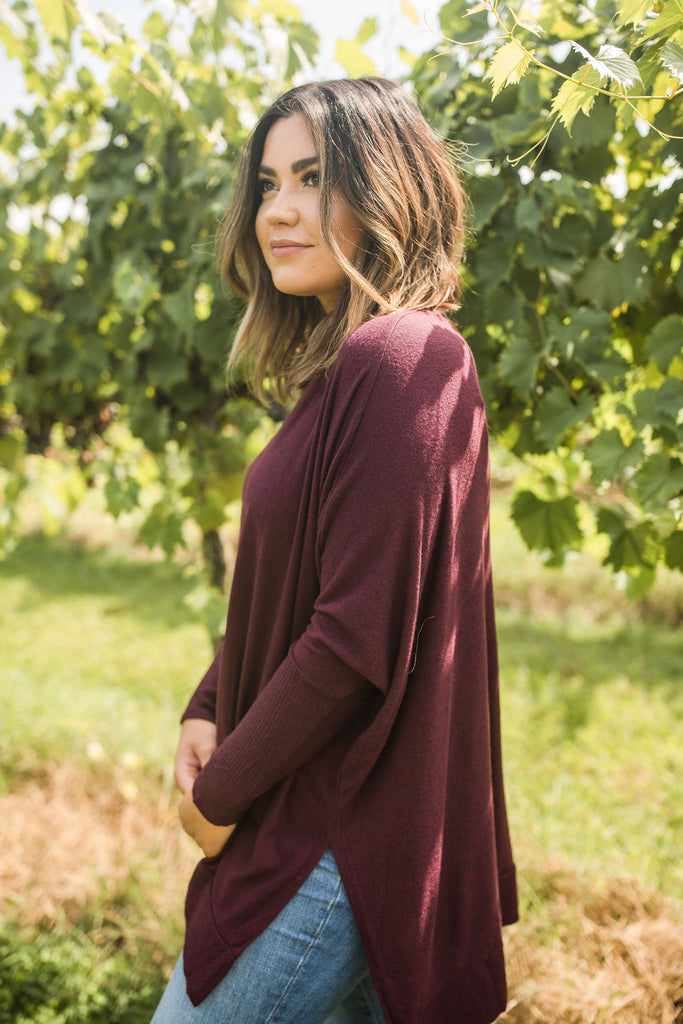 Esmeralda Top - Wine
