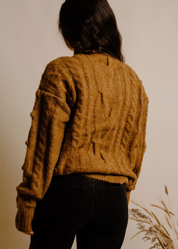 Felicity Sweater - Camel