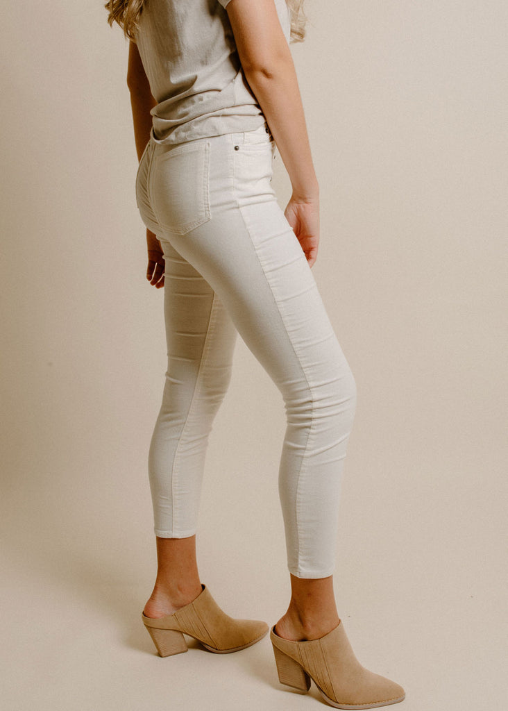 Felix High Rise Skinny Denim