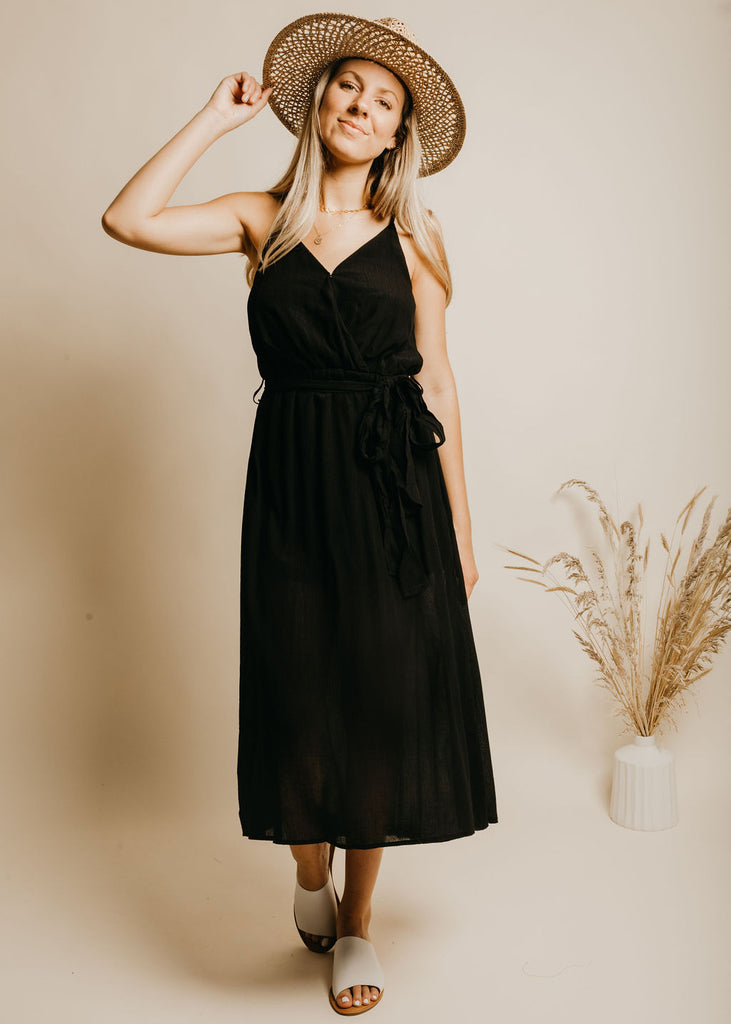Gemma Dress - Black