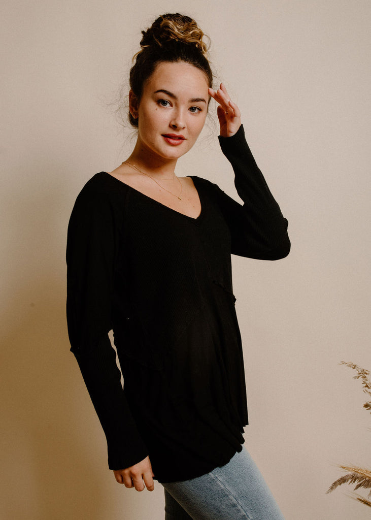 Gina Top - Black