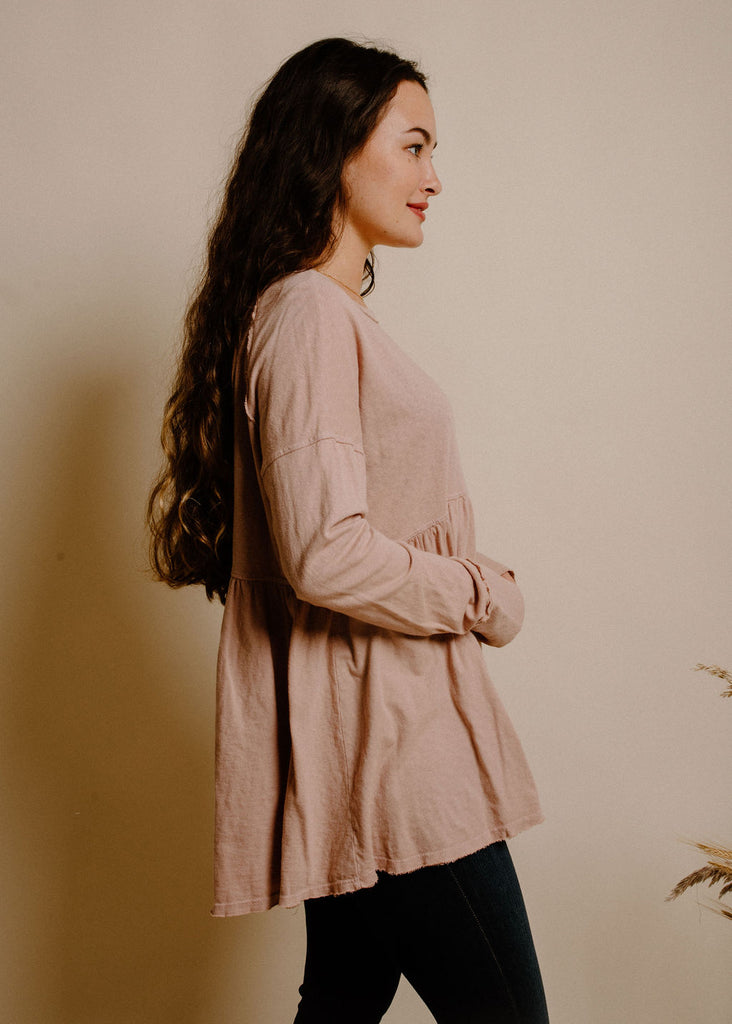 Grace Tunic - Mauve