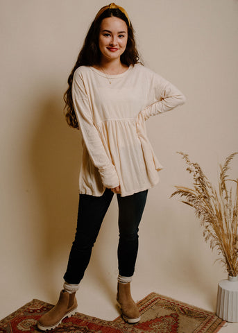 Grace Tunic - Natural