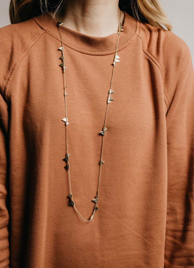 Zander Necklace - Gold