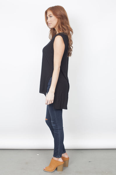 Winnie Top - Black