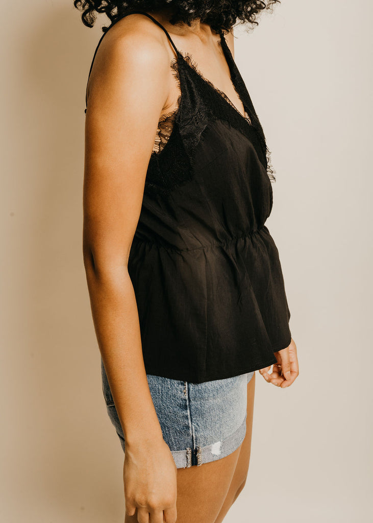 Josie Top - Black