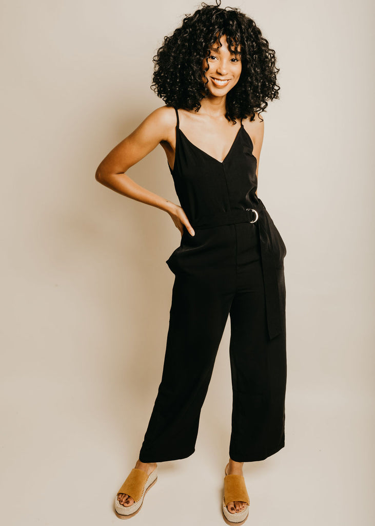 Kai Jumpsuit - Black