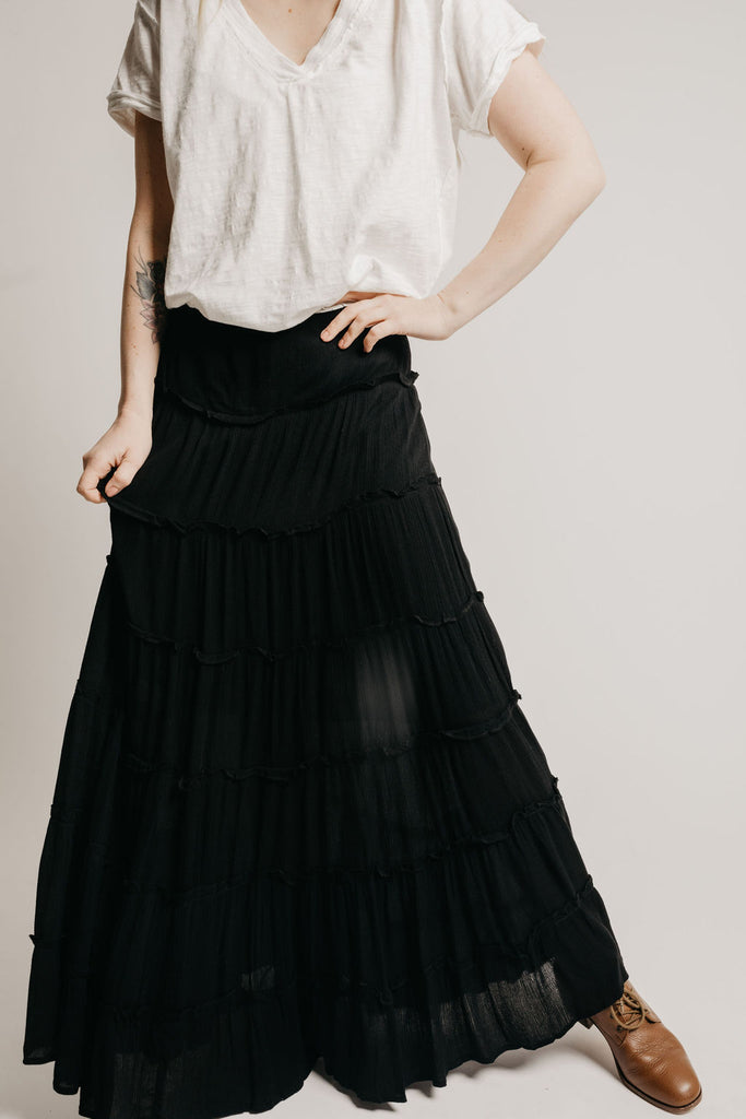 Kenley Skirt - Black