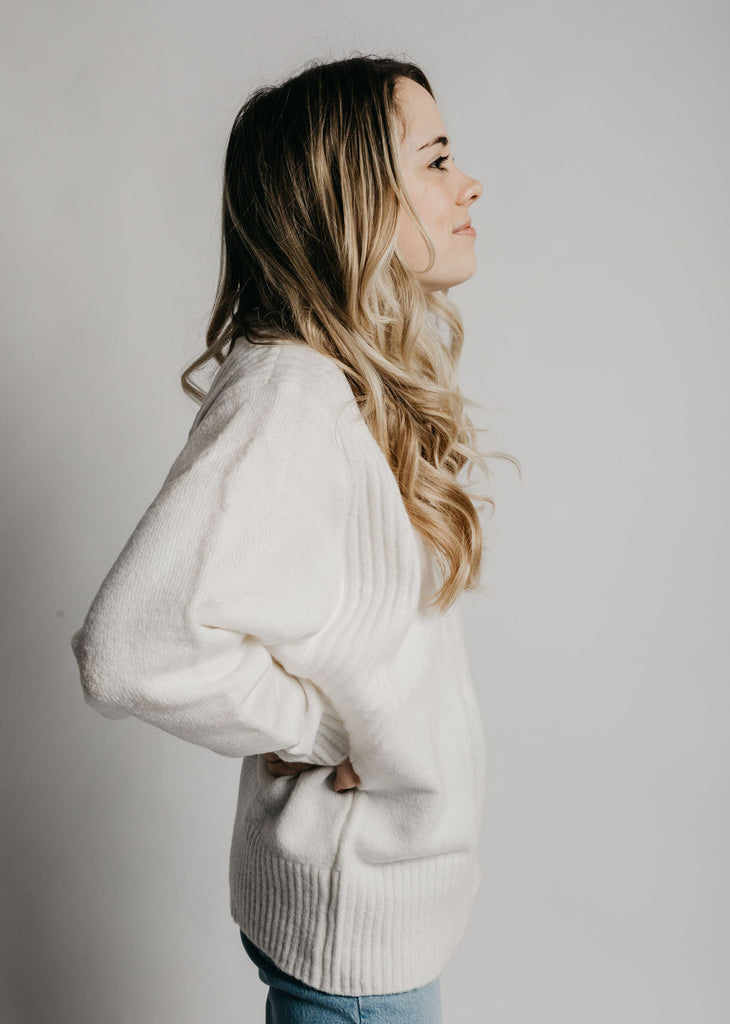 Laurel Sweater - Cream