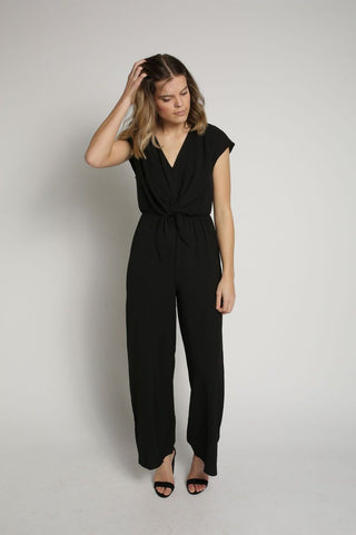 Leighton Jumpsuit - Black