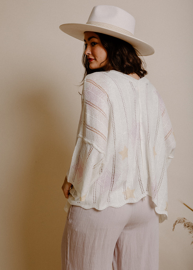 Lilly Sweater - Ivory