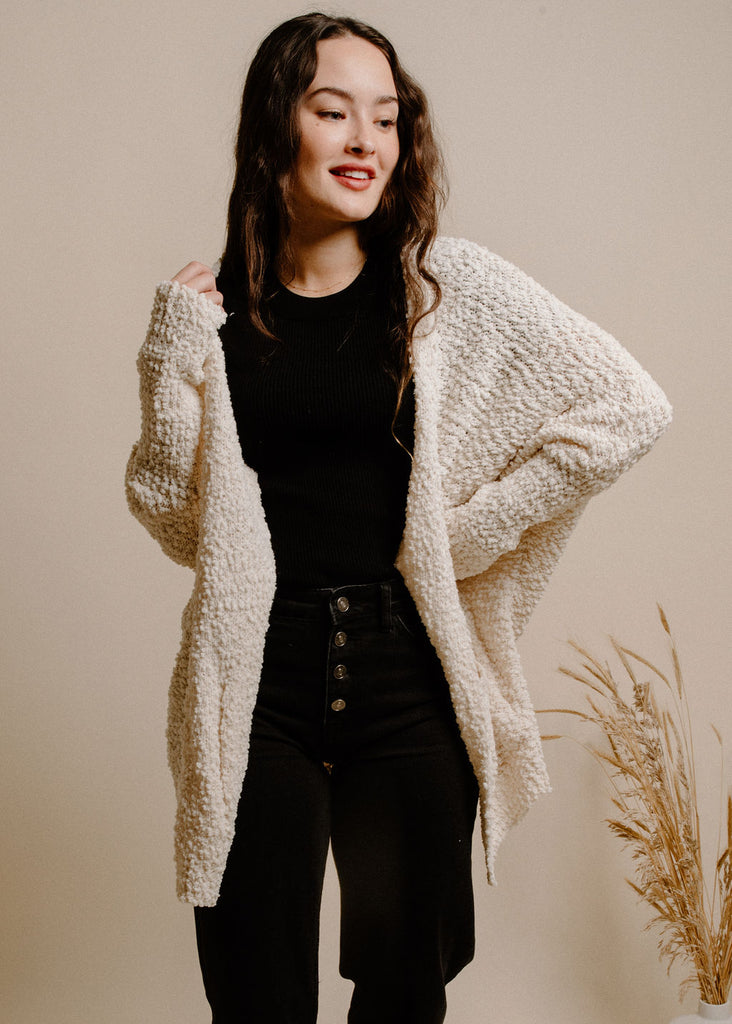 Liz Cardigan - Cream