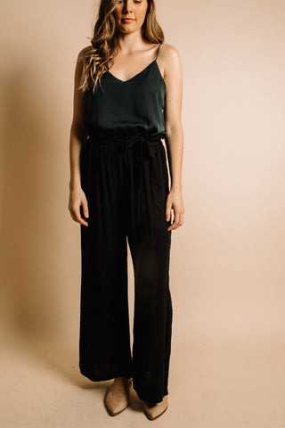 Logan Pants - Black