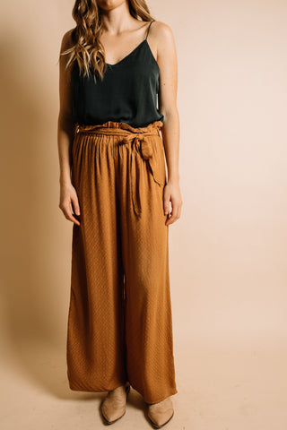 Logan Pants - Camel