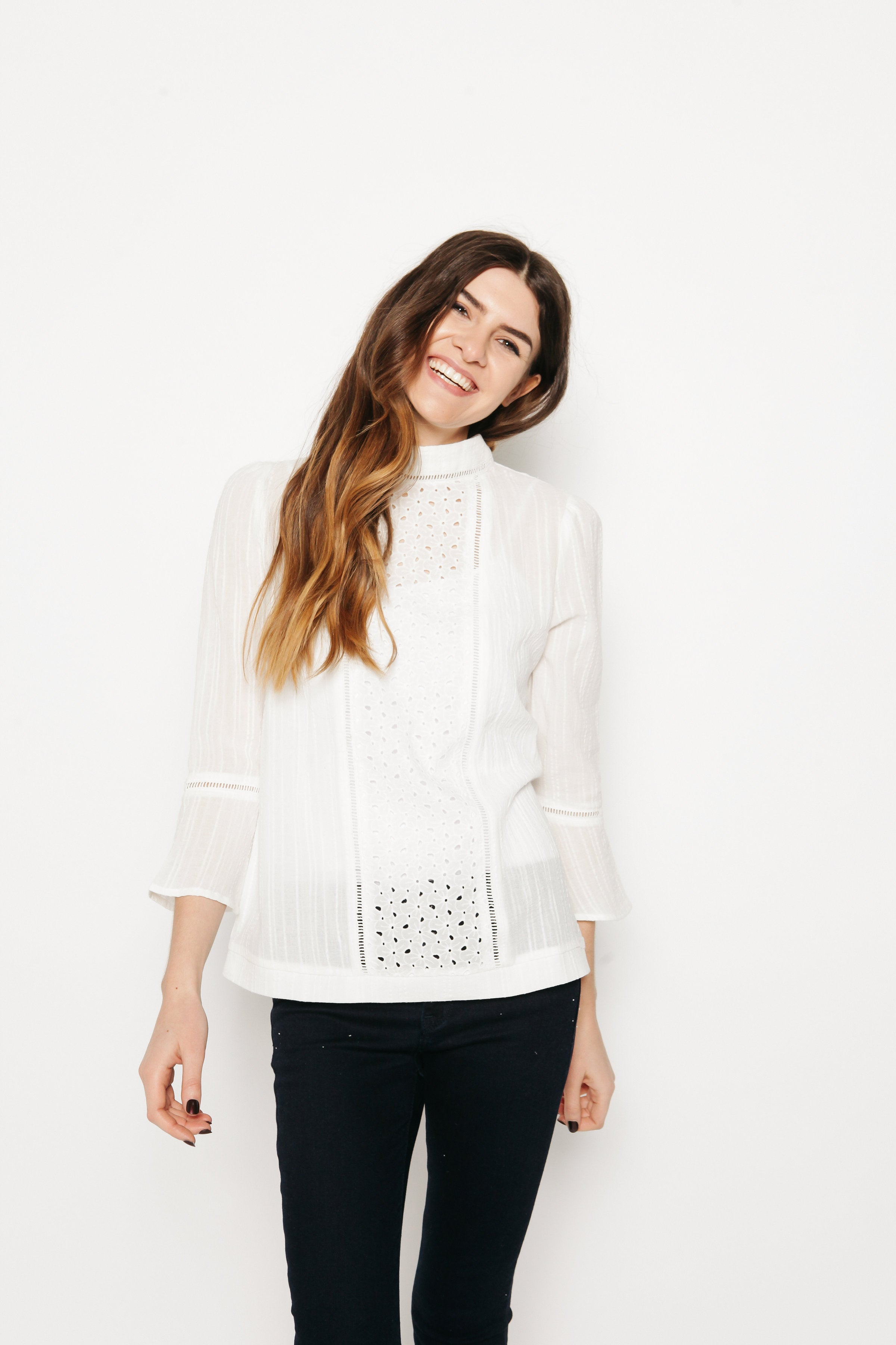 Mabel Blouse