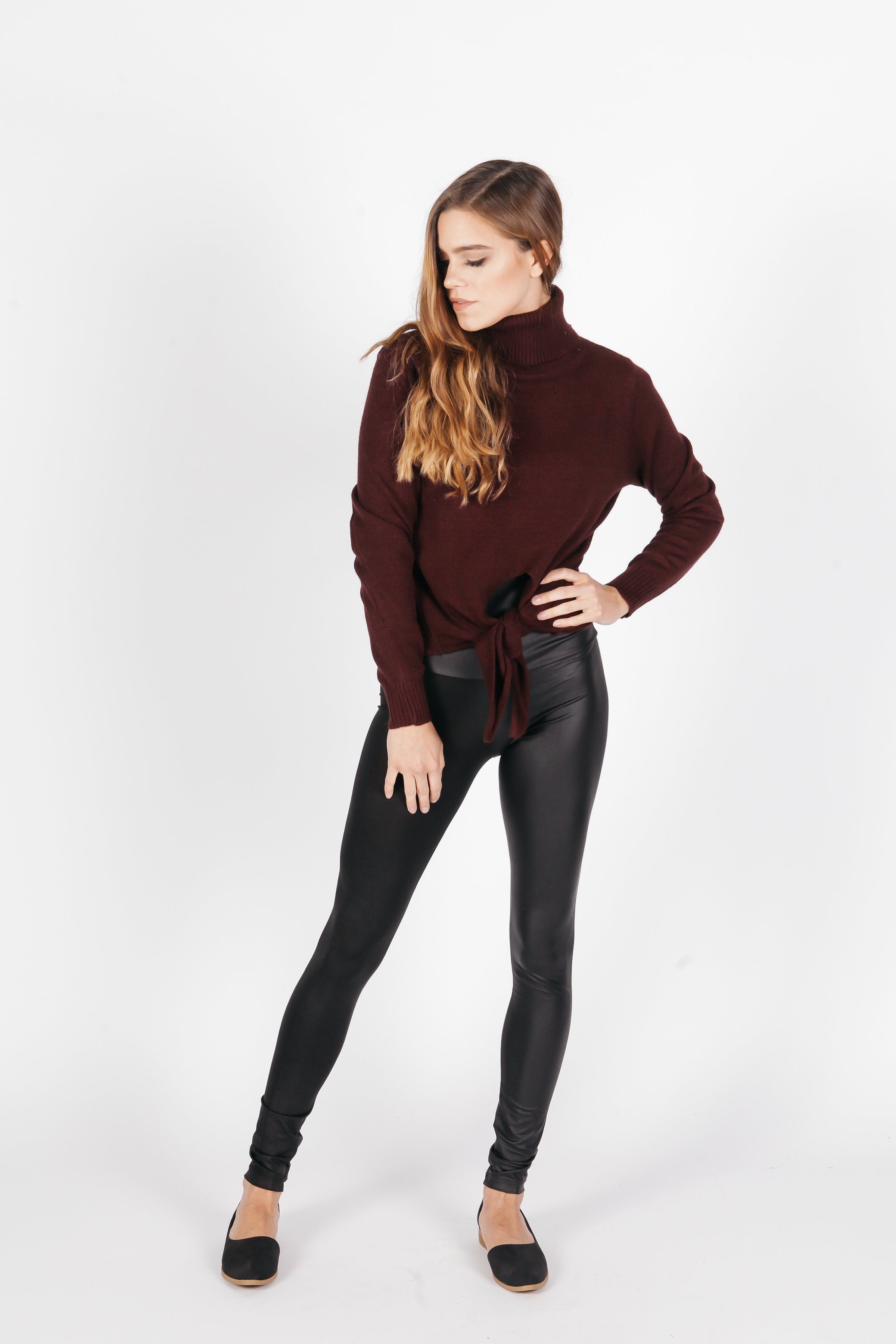 Maisy Cropped Sweater