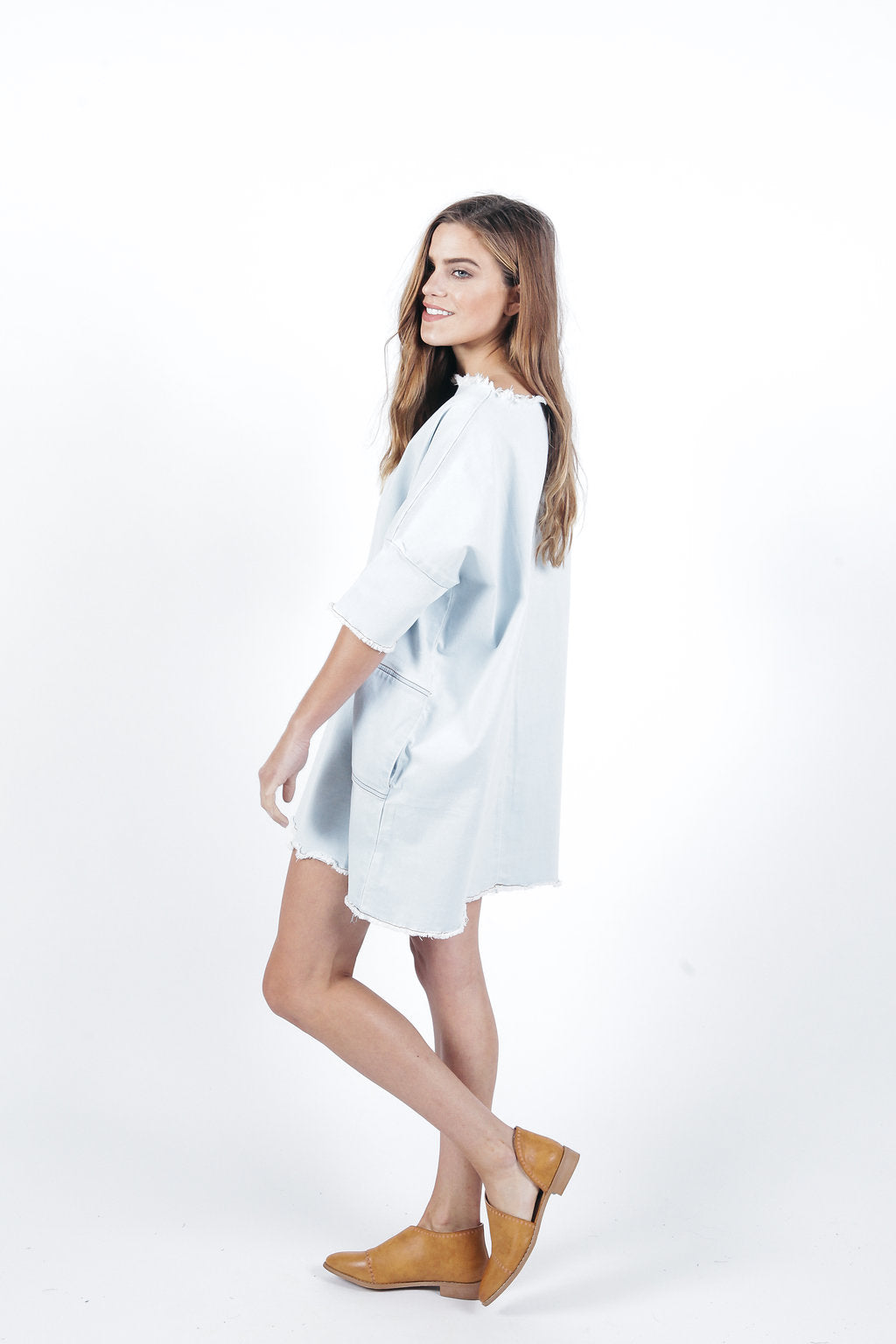 Mandy Denim Dress