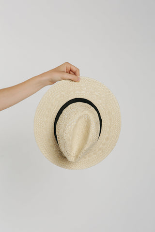 Markham Hat - Natural