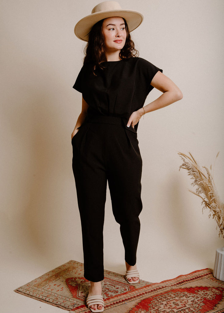 Matias Jumpsuit - Black