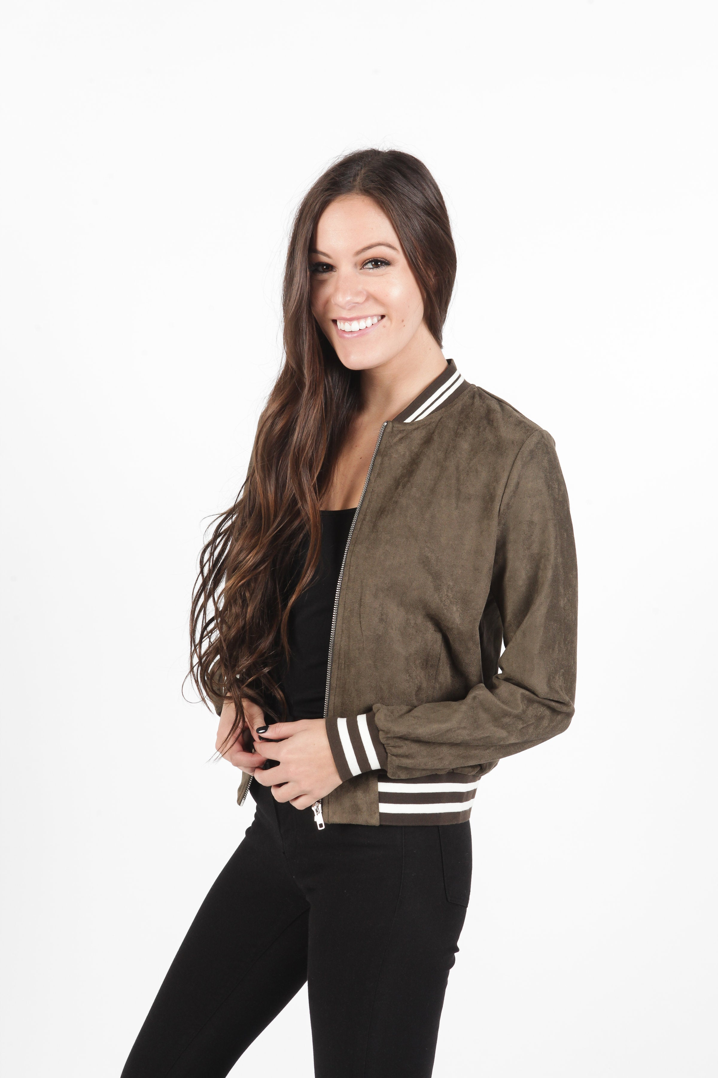 Molly Bomber Jacket