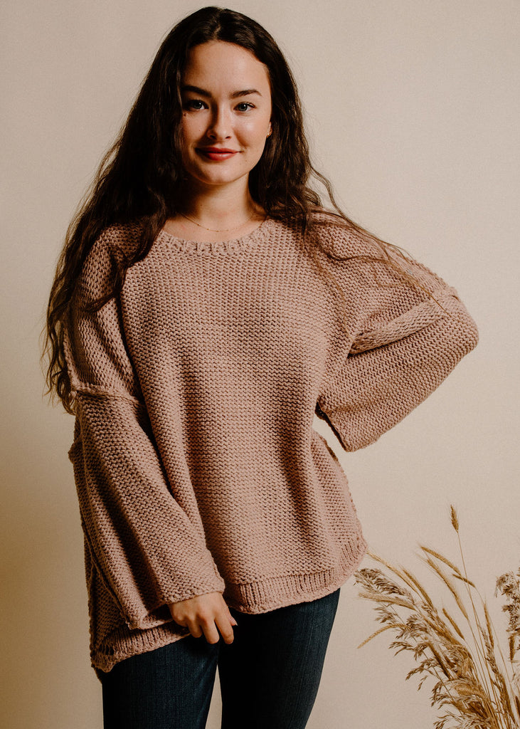 Murry Sweater - Mauve