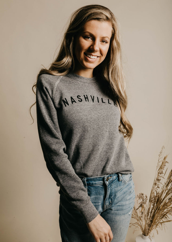 Nashville Sweatshirt - Grey