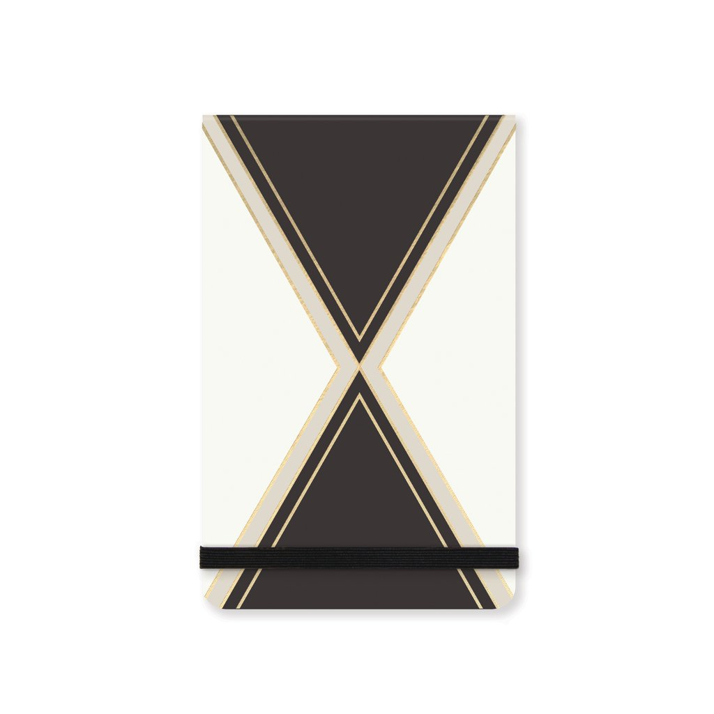 Black Harlequin Notepad