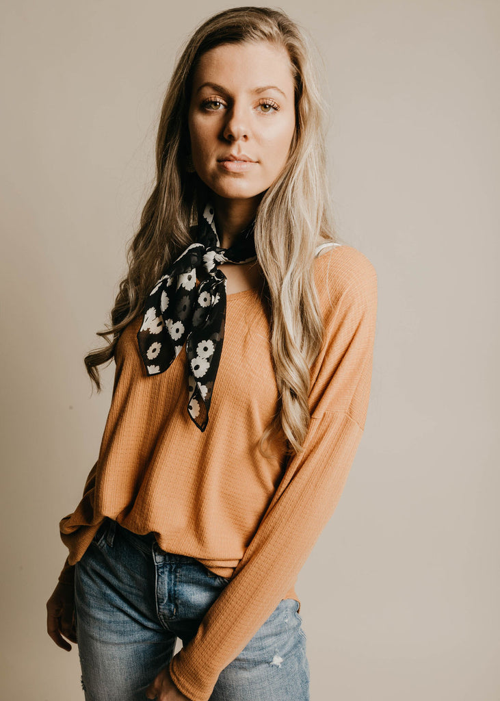 Paisley Top - Copper