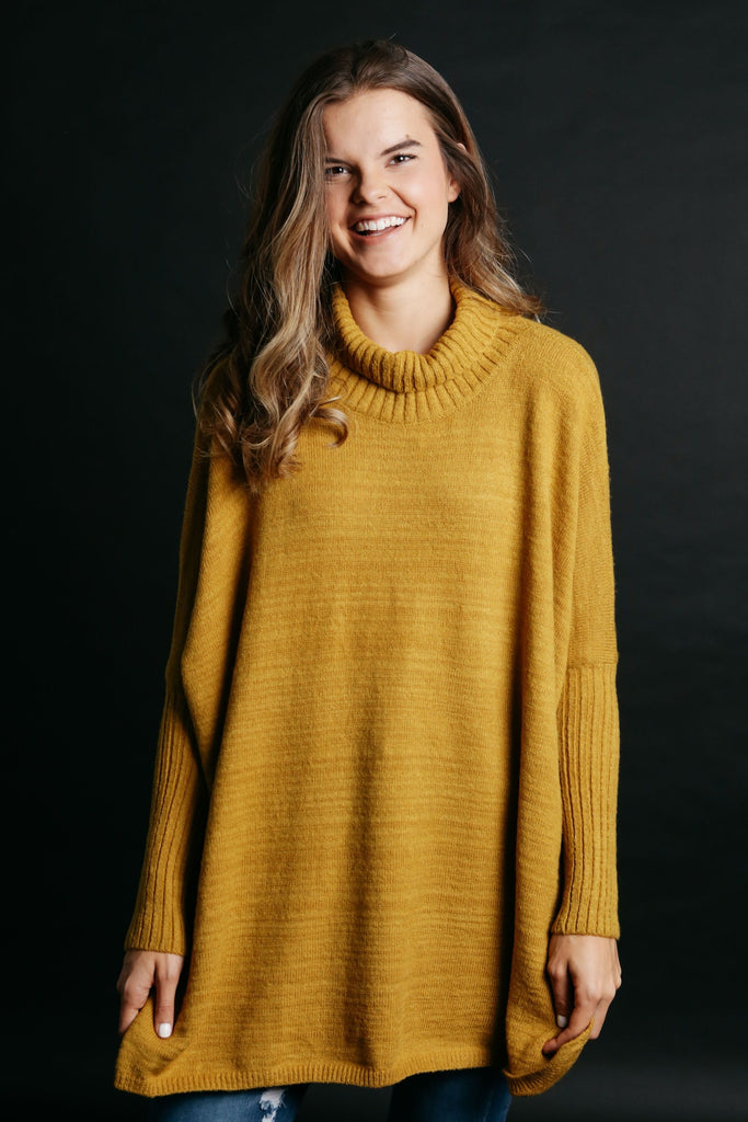 Payton Sweater - Citron