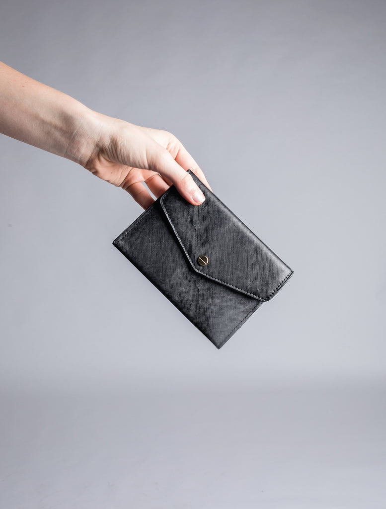 Perth Wallet - Black