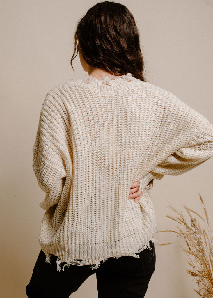 Petra Sweater - Cream