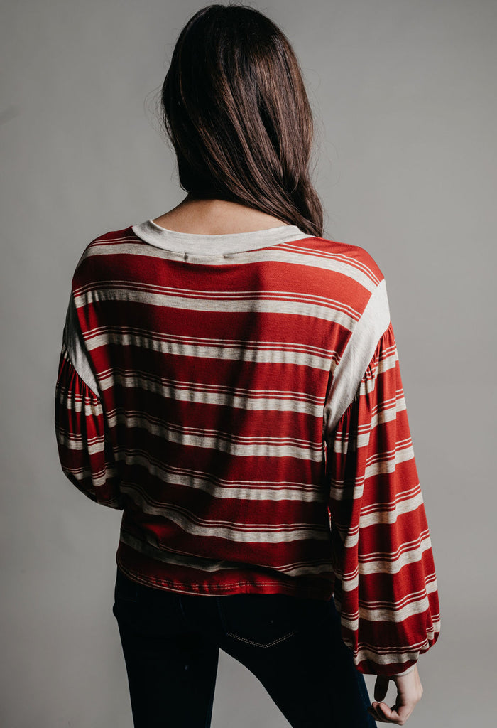 Pippa Top - Red