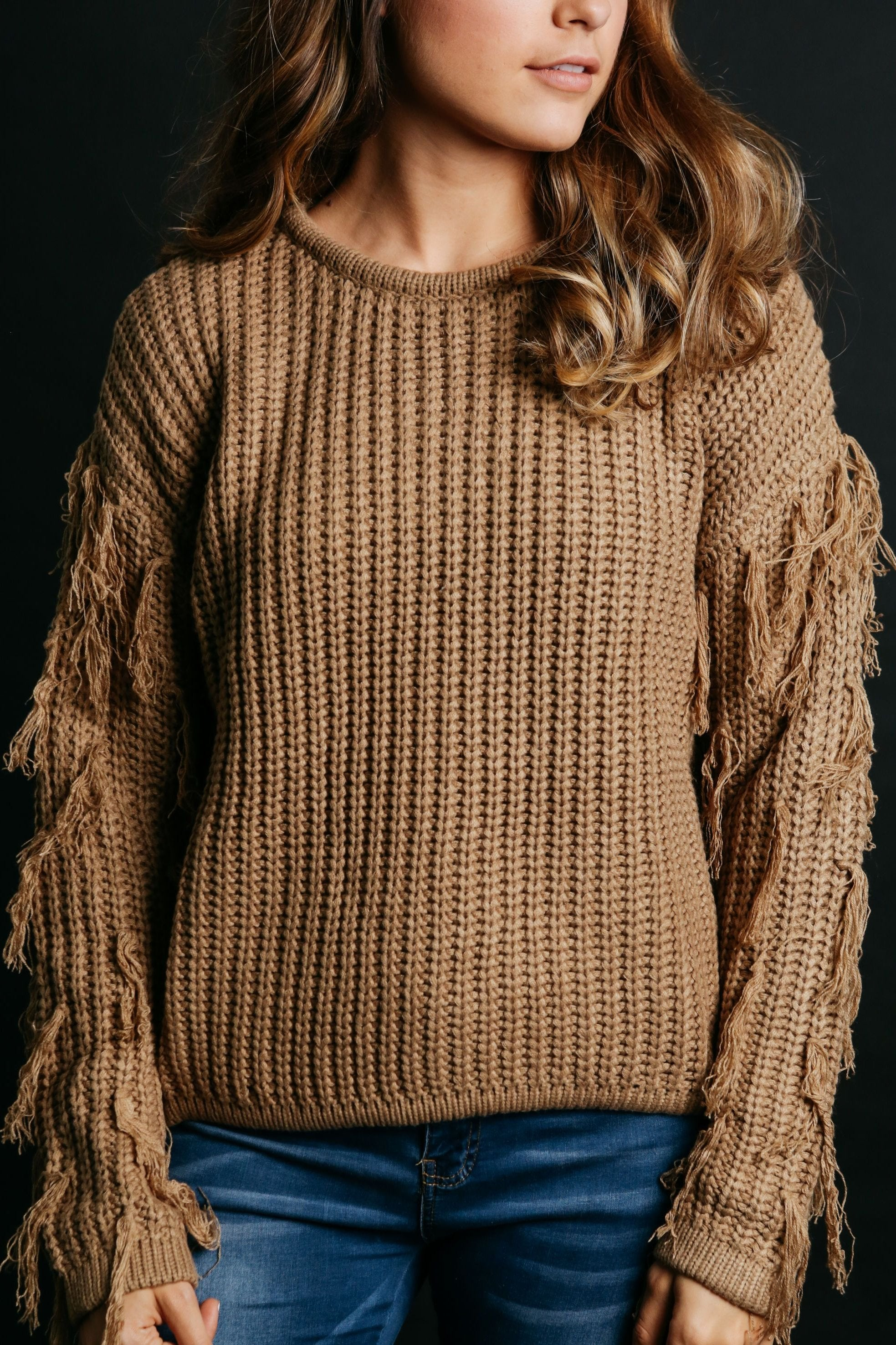 Pippi Sweater - Mocha