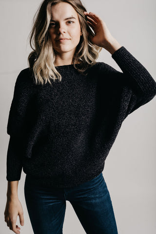 Reese Sweater - Black