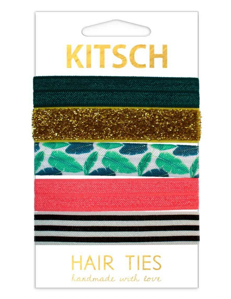 Palm Springs Hair Ties