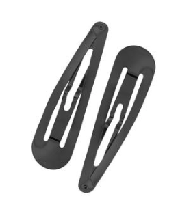 Snap Clips XL - Hematite