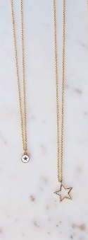 Mama and Me Star Necklace