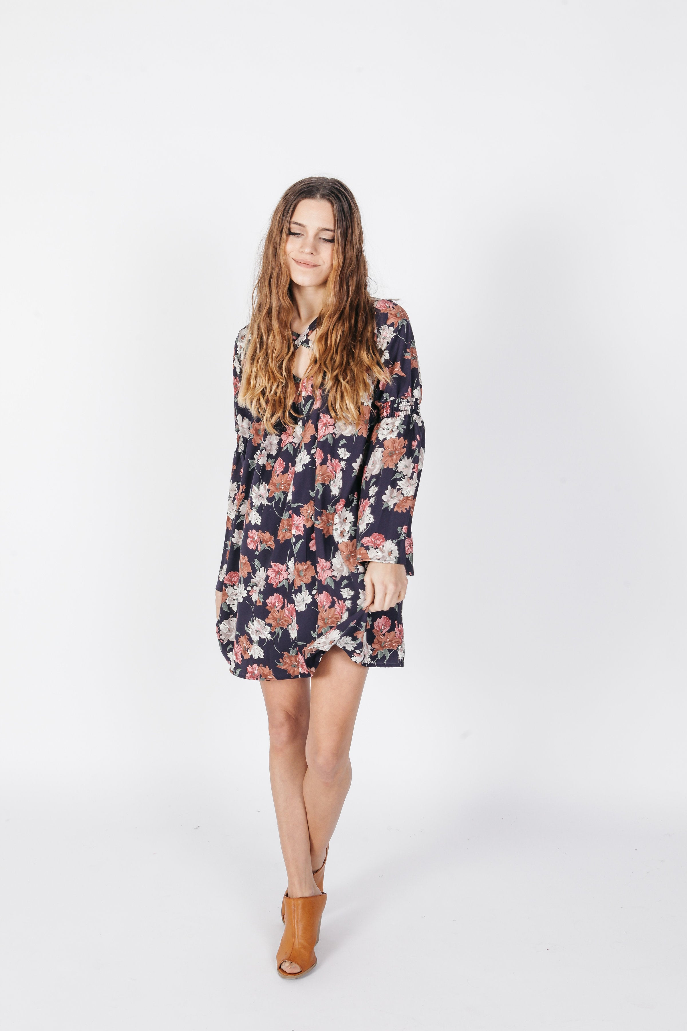 POS Spencer Floral Dress Dresses - Vinnie Louise