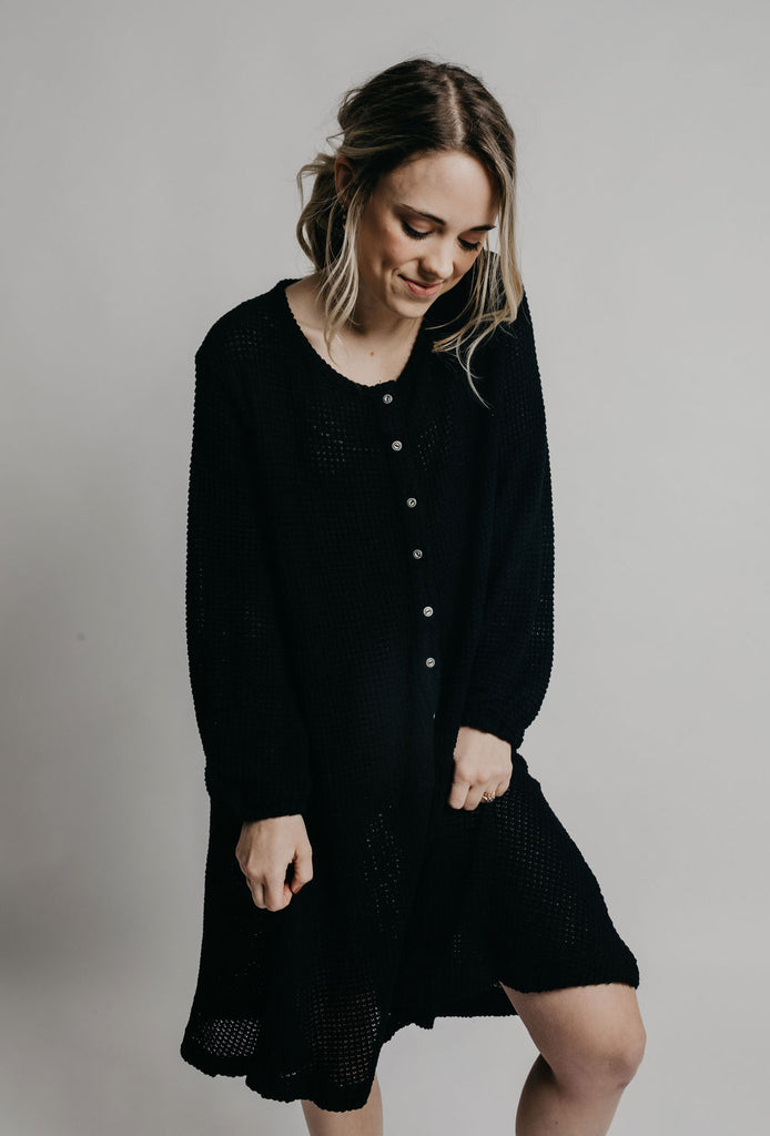 Starling Dress - Black