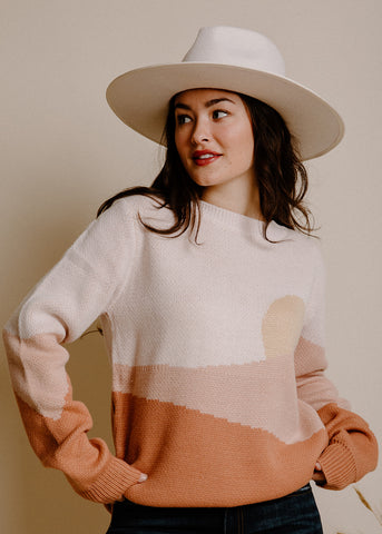 Sunset Dreams Sweater